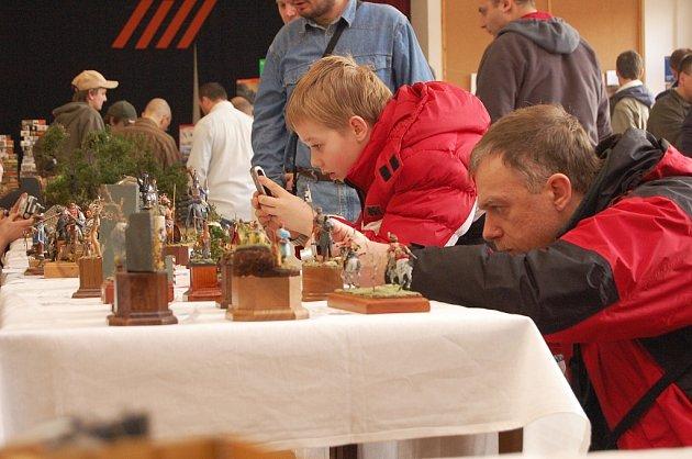 25. ročník soutěžní výstavy plastikových modelů Děčínský MiniMax 2008
