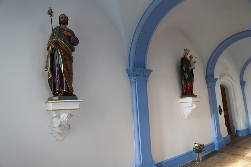 Noc kostelů na Šluknovsku.