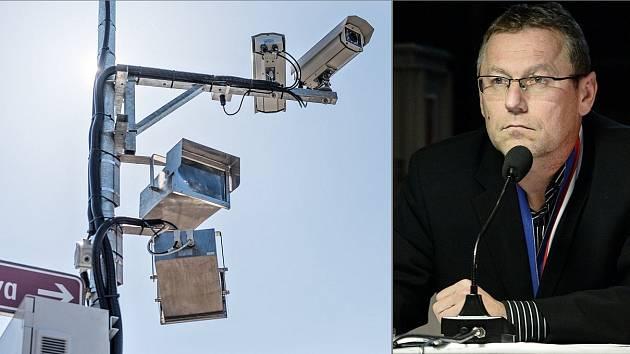 Radary ve Studánce u Varnsdorfu a starosta Stanislav Horáček