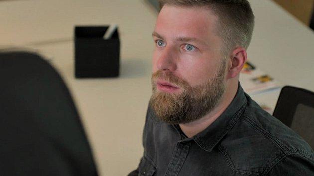 Jakub Linhart si zahrál ivhollywoodských velkoprodukcích.