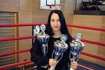DALŠÍ POHÁRY do své bohaté sbírky přidala Alexandra Sotonová v Mnichově na German Open 2019.