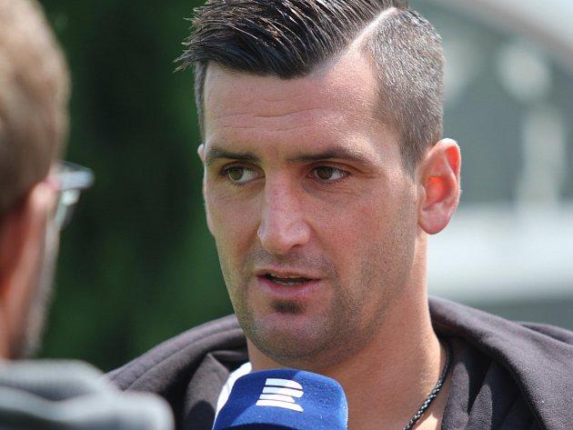 Martin Fenin bude hrát za Varnsdorf.