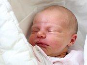 Viktorie Balounová se narodila Žanetě Balounové z Rumburku v pátek 12. května v 9.03. Měřila 47 cm a vážila 3,10 kg.