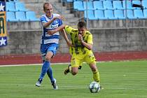 Varnsdorf jede k derby do Ústí. A má týmu z krajského města co oplácet, na podzim totiž doma prohrál jasně 0:3 (na snímku).