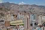 Nejvýše položený stadion světa uznávaný asociací FIFA
