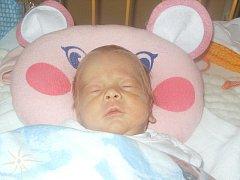Janě Majzlíkové z Děčína  se 10. prosince v 8.04 v ústecké porodnici narodila dcera Helena Ema Němečková. Měřila 35 cm a vážila 1,1 kg.