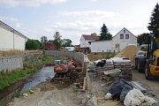 Pravěká sekera nalezená ve Varnsdorfu.