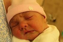 Anetka Zámostná se narodila Janě a Josefu Zámostným z Janské 14. února v 16.22 v děčínské porodnici. Vážila 3,06 kg.