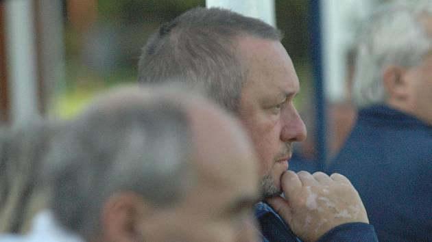 Miloslav Kougl - předseda fotbalového klubu MSK Benešov nad Ploučnicí.