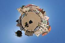 Turisté, kteří chtějí navštívit Českokamenicko, mají nyní jedinečnou příležitost si krajinu dokonale prohlédnout ve svém počítači.