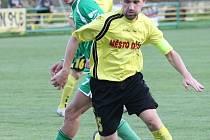 Kapitán Runt se blýskl v Blšanech třemi góly.