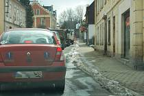 Řidiči musí počítat se značným zpožděním
