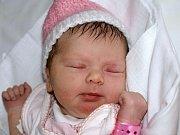 Petruška Voksová se narodila Petře Voksové z Rumburka 2. října v 16.18 v rumburské porodnici. Měřila 47 cm a vážila 2,32 kg.