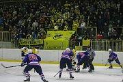 JE KONEC! Děčínští hokejisté rozhodující zápas prohráli.