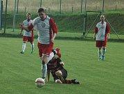 REMÍZA. Dobkovice remizovaly s Unionem Děčín, na konci zvládly lépe penalty.
