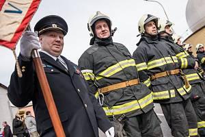 Čeští a němečtí hasiči slavili ve Varnsdorfu 50 let spolupráce.