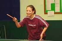Nejlepší hráčkou se stala děčínská Markéta Klihavcová.