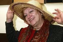Věra Čáslavská.