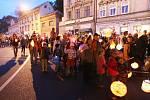 Děčínské městské slavnosti, 2009.