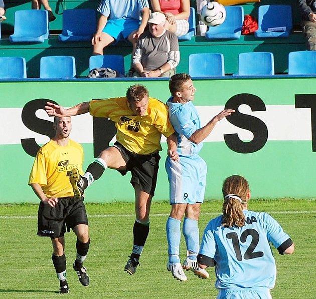 Vilémovští fotbalisté zvládli i třetí šlágr kola.
