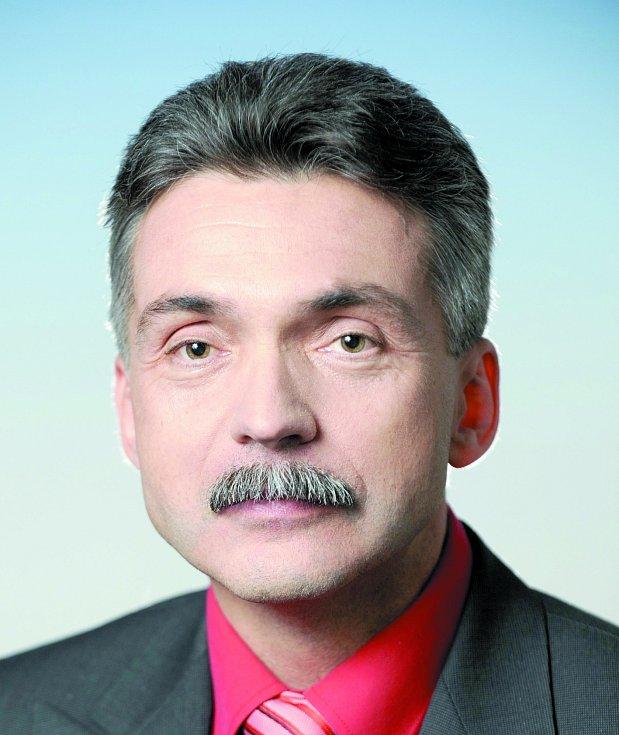 Jaroslav Sykáček, ČSSD.