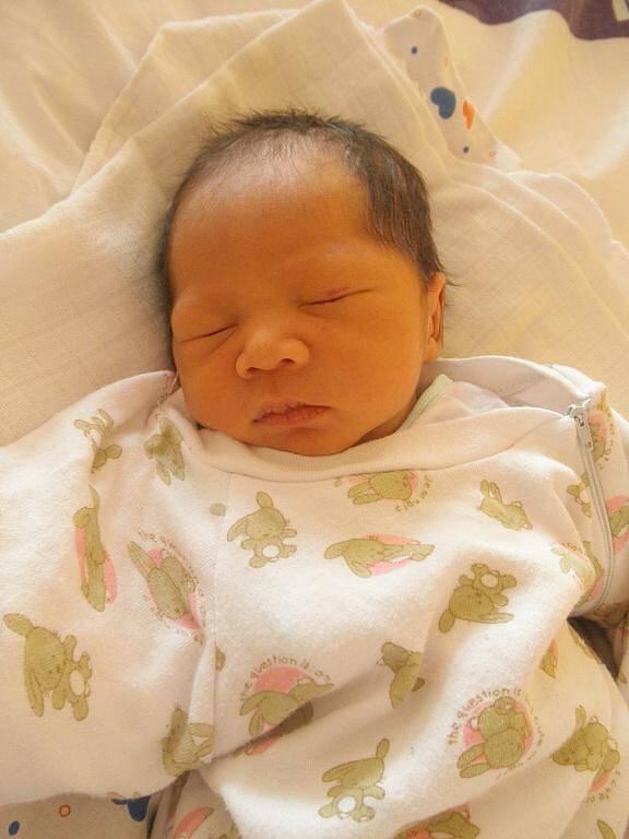 Cao Thi Van Anh z Děčína se 9. října v 08:02 v děčínské porodnici narodil syn Tung Dinh Xuan . Měřil 49 cm a vážil 2,9 kg.