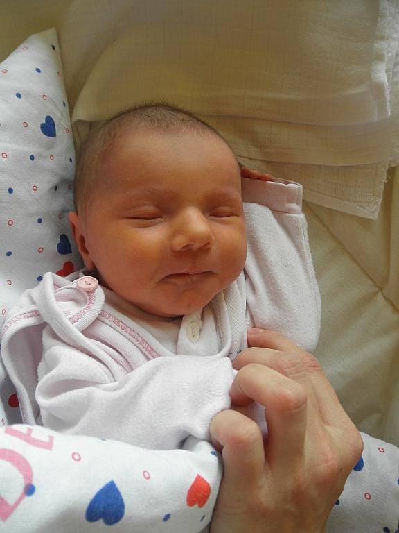 Veronice Jedličkové z Děčína se 10. října v 15:30 v děčínské porodnici narodila dcera Valentýnka Tesařová. Měřila 49 cm a vážila 3,34 kg.