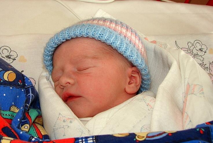 Hance Richterové Kohoutové z Varnsdorfu se 30. srpna v rumburské porodnici narodil syn Kryštof Kohout. Měřil 49 cm a vážil 3,275 kg.
