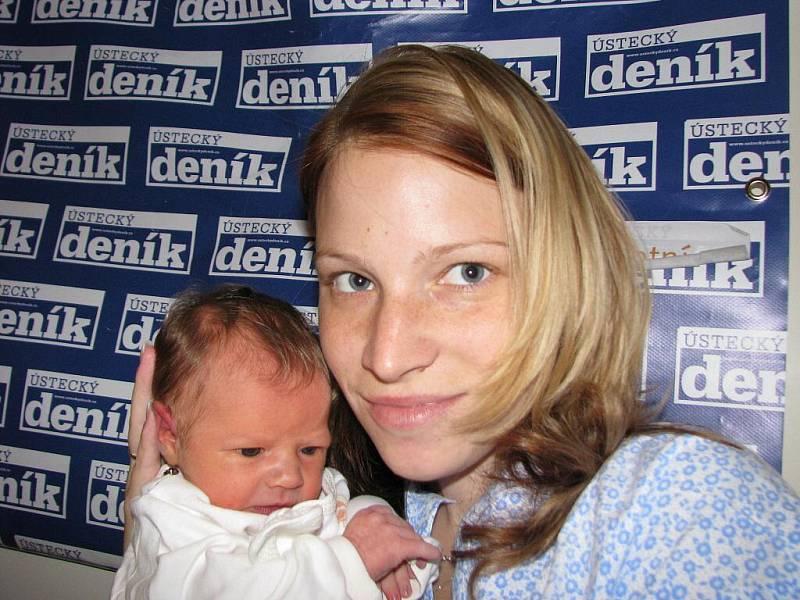Lucii Vančíkové z Děčína se 5. října ve 13.47 hodin v ústecké porodnici narodila dcera Simona Kratochvílová. Měřila 51 cm a vážila 3,16 kg.