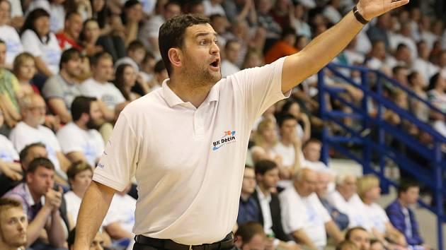 PAVEL BUDÍNSKÝ - trenér Pavel Budínský.
