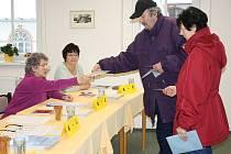 Prezidentské volby v Kytlici.