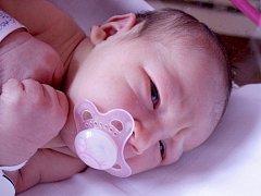 Veronice Novákové z Děčína se 12. května ve 14.02 narodila dcera Karolínka Nováková. Měřila 52 cm a vážila 3,6 kg.