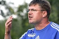 TRENÉR FK Junior Děčín - Pavel Horáček.