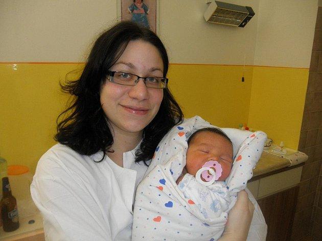 Petře Luxové z Děčína se 5. prosince v 17:51 v děčínské porodnici narodil syn Filípek Lux. Měřil 53 cm a vážil 4,3 kg.