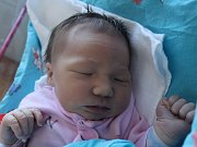 Nelinka Sobíšková se narodila Nikole Sobíškové z Děčína 30. května v 5.25 v děčínské porodnici. Měřila 52 cm a vážila 3,62 kg.