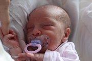 Rozárka Braslavcová se narodila Zlatě Klapkové z Děčína 10. října ve 12.44 v děčínské porodnici. Měřila 49 cm a vážila 3,05 kg.