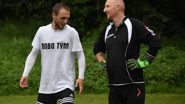 Dolní Habartice pořádaly fotbalový turnaj, na kterém se nakonec představilo šest týmů.