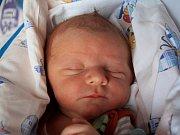 Vítek Djurčević se narodil Marcele Djurčević z Varnsdorfu 19. dubna v 18.34 v děčínské porodnici. Měřil 50 cm a vážil 3,5 kg.