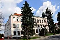 Základní škola ve Šluknově.