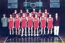Sezóna 1996/1997 5. místo.