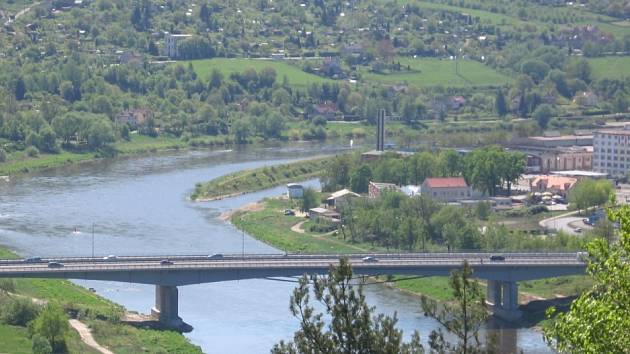 Nový most Děčín