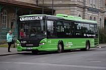 Autobusy z Děčína do Hřenska budou jezdit v půlhodinovém taktu.