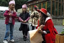 Děti se loučily s prázdninami v zoo pěkně po pirátsku!