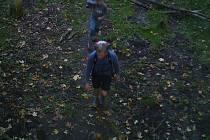 V parku řádí sběratelé cedulek.