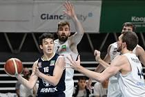 Děčínští basketbalisté se chystají na osmifinále poháru.