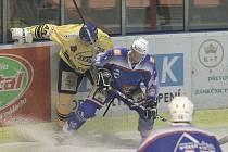 Děčínští hokejisté v Milevsku srdnatě bojovali, na lídra tabulky to ale nestačilo.