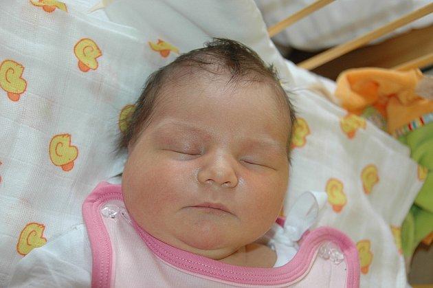 Petře Havlíčkové z Děčína se 9. června ve 21.26 hodin v ústecké porodnici narodila dcera Natálie Kreidlová. Měřila 50 cm a vážila 3,97 kg.