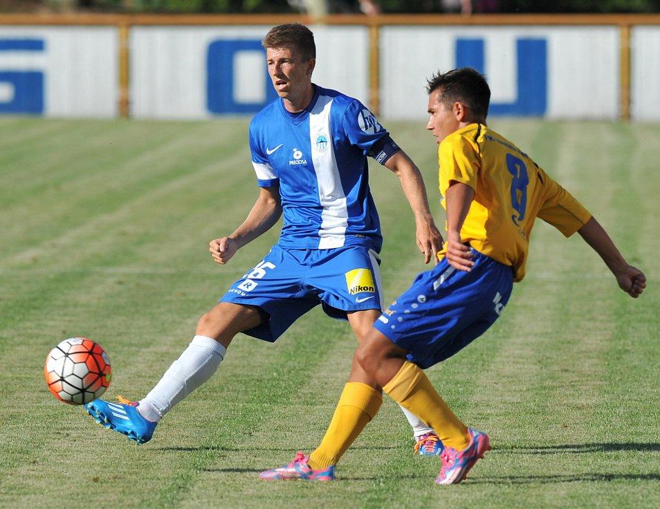 PŘÍPRAVA. Slovan Liberec - Varnsdorf 2:1 (0:1)