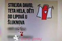 Dobrý anděl přistál v Lipové u Šluknova.