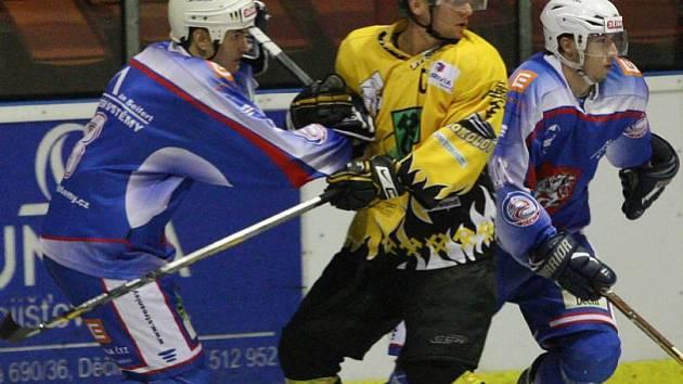 Děčín versus Sokolov